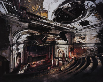 Yves Marchand & Romain Meffre, 'The National Theater from The Ruins of Detroit', 2007