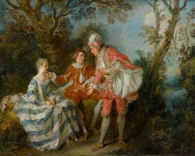 Nicolas Lancret, 'The Two Friends', 1738