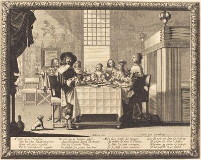 Abraham Bosse, 'Manhood', 1636