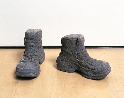 Sarah Lucas, 'Concrete Boots 98 – 99 ', 1999