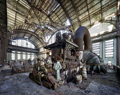 Yves Marchand & Romain Meffre, 'Generator Room, Port Richmond Power Station, Philadelphia, PA ', 2007