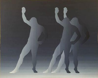 Xu Qu, 'Dialogue's Shadow', 2014