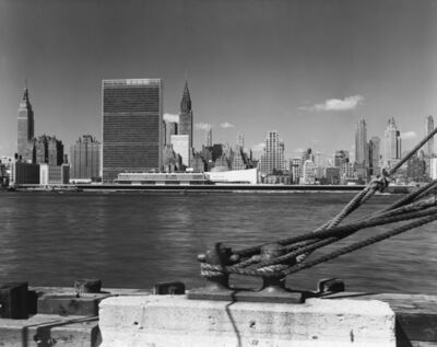 Ezra Stoller, 'United Nations, International Team of Architects Led by Wallace K. Harrison, New York, NY', 1954