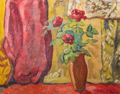 Louis Valtat, 'Vase de Roses', 1938