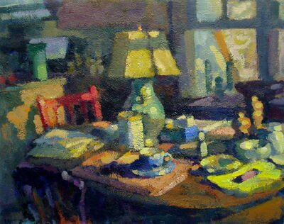 Don Wynn, 'Kitchen Table'