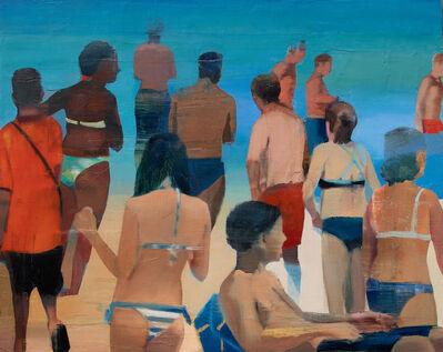 Suhas Bhujbal, 'Warm Day on the Beach #5', 2020