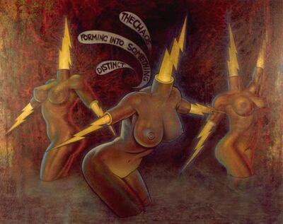 Ron English, 'Lightning Torsos', 2007