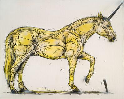 DZIA, 'Strap-on  Unicorn ', 2018