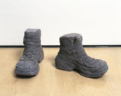 Sarah Lucas, 'Concrete Boots', 2005