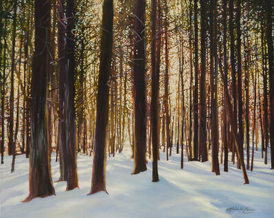 Michelle Courier, 'Winters Warmth', 2017