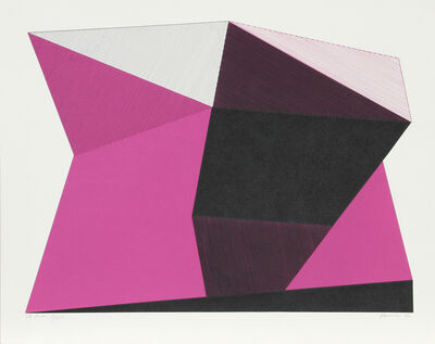 Jean-Marie Haessle, 'L.A. Pink', 1980