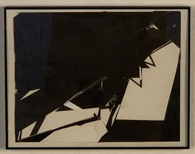 Budd Hopkins, 'Untitled', nd