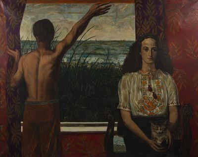 Arthur Polonsky, 'On the Island', 1953