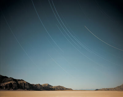 Richard Misrach, 'Unnamed Playa (Exposure by Moonlight)', 1994