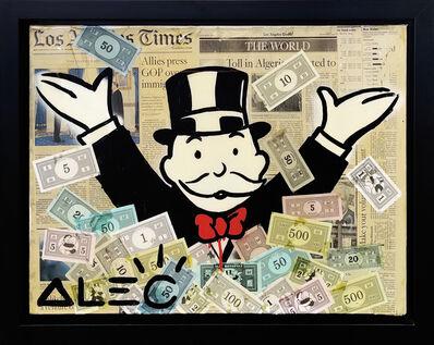 Alec Monopoly, 'MAKE IT RAIN', 2013