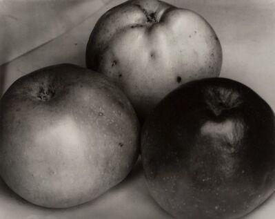 Edward Steichen, 'Three Apples, France', circa 1921