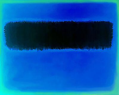 Susana Anaya, 'Vibrations - Near to the unified field II', 2018