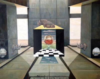 Isabelle Lemaitre, 'La stanza segreta', 2019