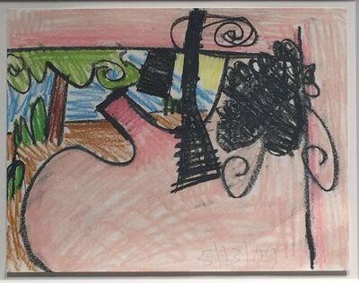 Carroll Dunham, 'Untitled (5/13/09)', 2009