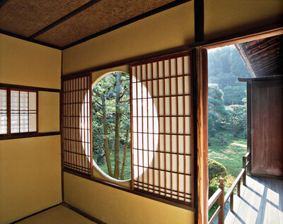 Jacqueline Hassink, 'Funda-in 1 subtemple of Tōfuku-ji Southeast Kyoto 4 December (8:00–9:00)', 2008