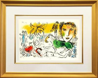 Marc Chagall, 'Chagall Monumental', ca. 1973