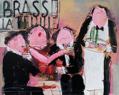 Gerdine Duijsens, 'Brasserie la Feuille', ca. 2017