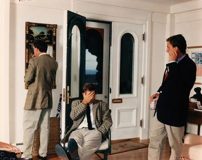 Tina Barney, 'The Young Men', 1992