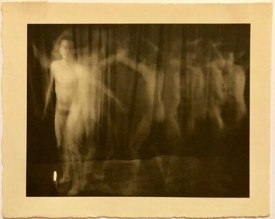 Skip Arnold, 'Vintage Photograph Male Nude Platinum Print Photo 'Ring Around the Rosie' ', 1990-1999
