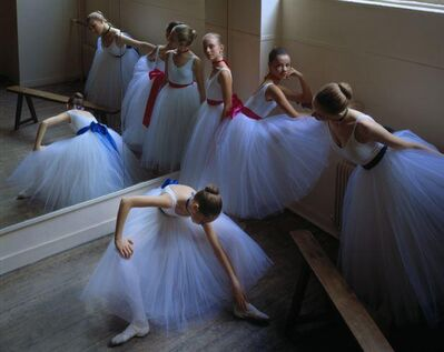 Neil Folberg, 'Four Dancers After Degas', 2003