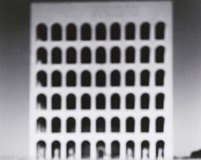 Hiroshi Sugimoto, 'E.U.R. Palazzo della Civilta Romana', 1997