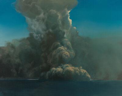 Andrew McIntosh (Mackie), 'Eruption', 2019