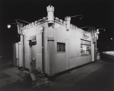 George A. Tice, 'White Castle, Route #1, Rahway, New Jersey', 1973-printed later