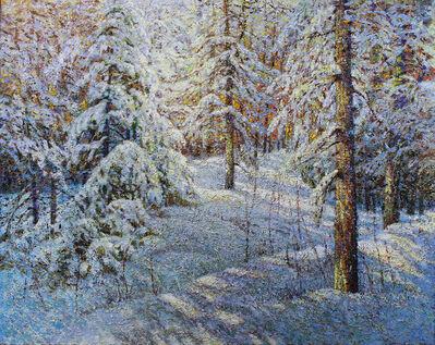 Shi Le, 'Snow #1'