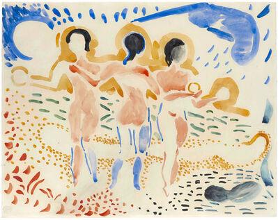 André Derain, 'Les trois Grâces', ca. 1906