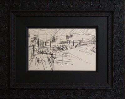 Frank Auerbach, 'Mornington Crescent', 1961