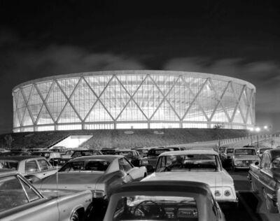 Ezra Stoller, 'Oakland Coliseum, Skidmore, Owings & Merrill, Oakland, CA', 1968