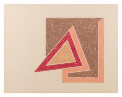 Frank Stella, 'Tuftonboro', 1974