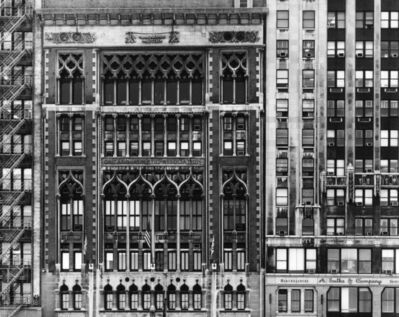 William W. Fuller, 'Chicago Athletic Association, Chicago, Illinois ', 1981