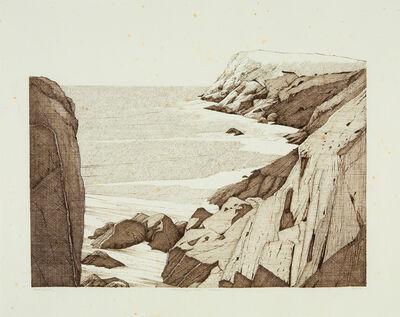 Scott Kelley, 'Monhegan Island, Maine'