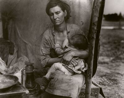 Dorothea Lange, 'Migrant Mother, Nipomo', 1936