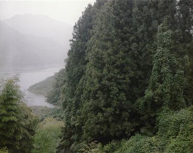 Julien Guinand, 'La rivière Watarase arrivant à Sano, préfecture de Tochigi', 2018