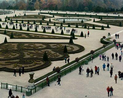 Robert Polidori, 'Vue of Parterre du Midi, #1, Versailles', 2007