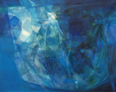 Hajime Kato, 'Composition abstraite', 1966