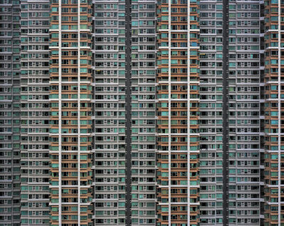 Michael Wolf (b. 1954), 'Architecture of Density 31', 2005