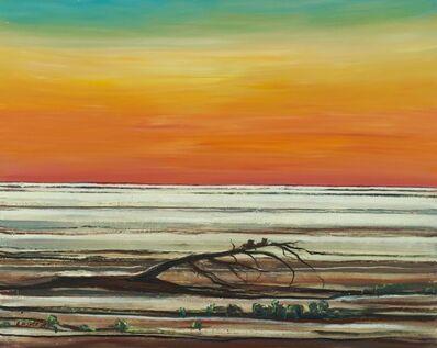 Robert Fisher, 'Geologists Trek Lake Eyre'