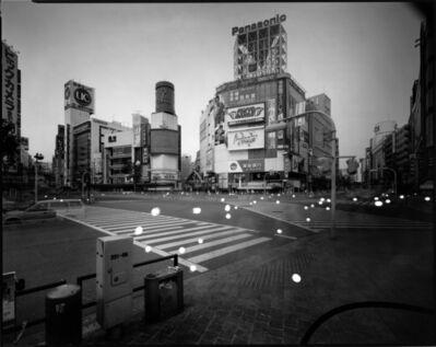 Tokihiro Sato, '#87 Shibuya', 1990