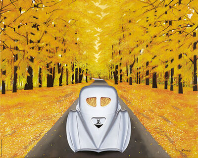 Razzia, 'Boheme Run', Image created in 2006