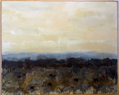 Theodore Waddell, 'Iris Creek Angus #6'