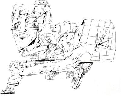 Barrett Capistran, 'Lickety Split', 2020