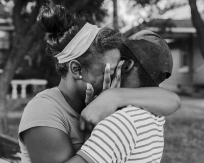 Whitten Sabbatini, 'Couple Embracing ', 2015